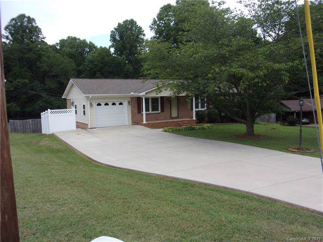 350 Pinevale Drive, Salisbury, NC 28144 (#3531094) :: Odell Realty