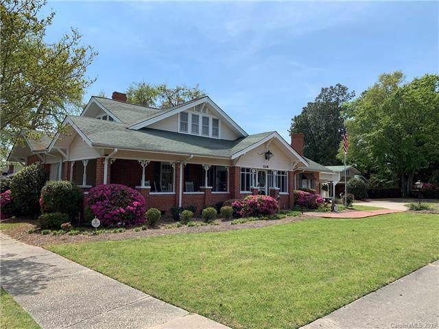 208 E Mcgregor Street, Pageland, SC 29728 (#3531147) :: Homes Charlotte