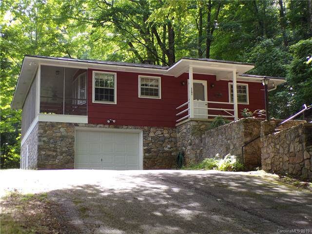 1141 Dogwood Drive, Maggie Valley, NC 28751 (#3531157) :: Homes Charlotte