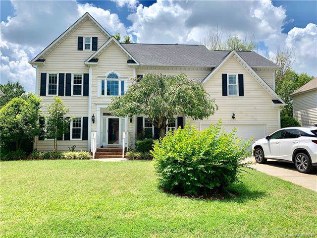 1106 Foxfield Road, Waxhaw, NC 28173 (#3531213) :: Roby Realty