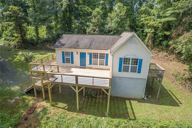 26 England Woods Drive, Weaverville, NC 28787 (#3531215) :: Carlyle Properties