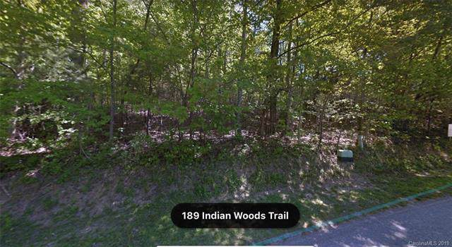 189 Indian Woods Trail, Laurel Park, NC 28739 (#3531249) :: Carlyle Properties