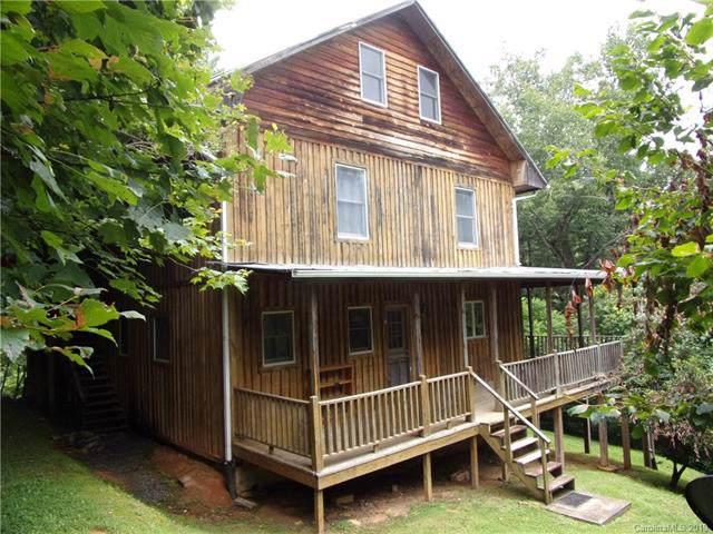 2057 Chandler Creek Road, Mars Hill, NC 28754 (#3531271) :: Charlotte Home Experts