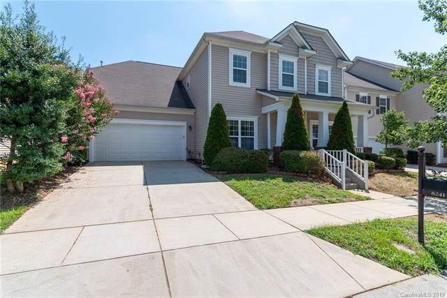 8241 Cottsbrooke Drive, Huntersville, NC 28078 (#3531311) :: MartinGroup Properties