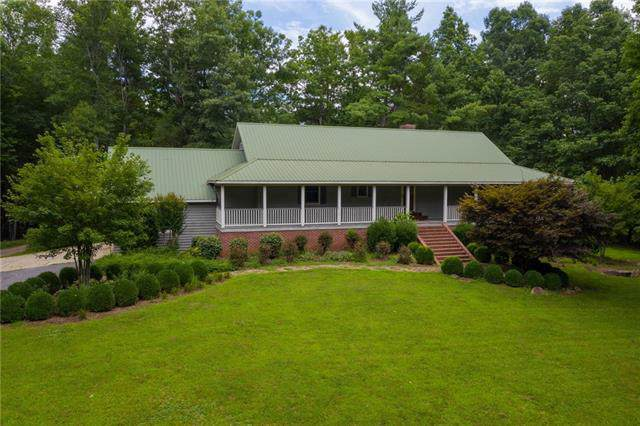 1755 Old Davis Place, Lenoir, NC 28645 (#3531329) :: Roby Realty