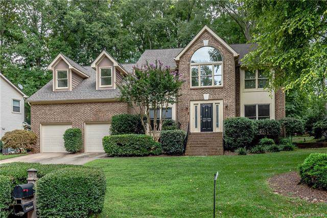 12614 Cliffcreek Drive, Huntersville, NC 28078 (#3531360) :: LePage Johnson Realty Group, LLC