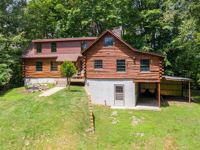 439 Old Log Road, Green Mountain, NC 28740 (MLS #3531369) :: RE/MAX Journey