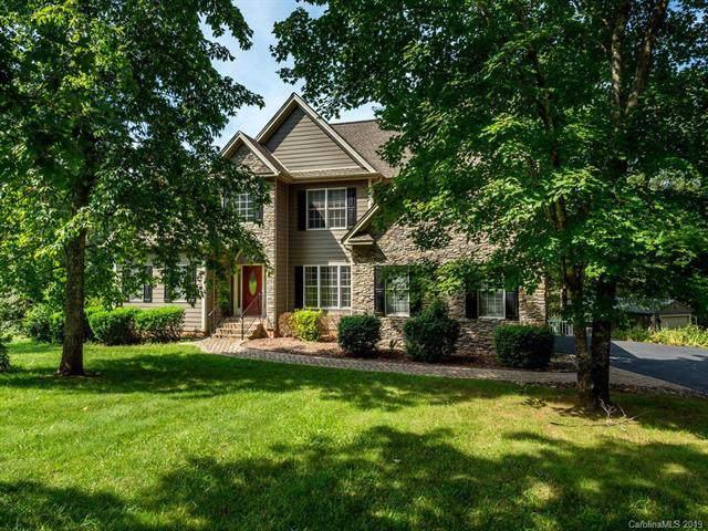 299 White Oak Lane, Tryon, NC 28782 (#3531387) :: Caulder Realty and Land Co.