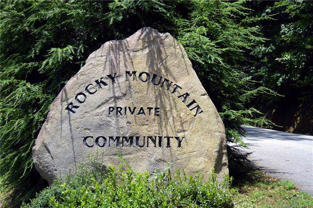 0 Rocky Mountain Road #21, Lake Toxaway, NC 28747 (#3531421) :: Carver Pressley, REALTORS®