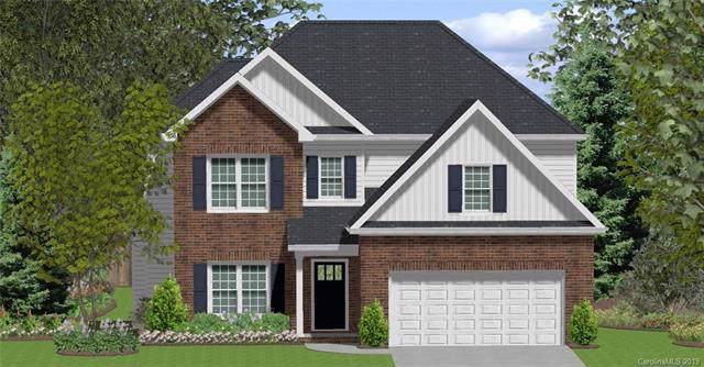 2652 Poplar Cove Drive #11, Concord, NC 28027 (#3531429) :: Carver Pressley, REALTORS®
