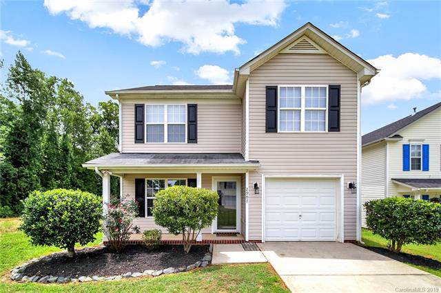 2907 Pirates Place, Charlotte, NC 28216 (#3531435) :: High Performance Real Estate Advisors