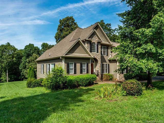 299 White Oak Lane 34 & 35, Tryon, NC 28782 (#3531444) :: Caulder Realty and Land Co.