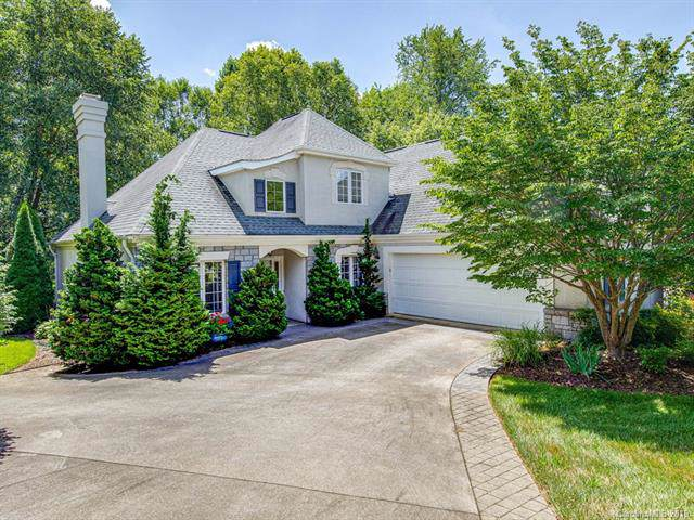 24 Tiverton Lane, Asheville, NC 28803 (#3531552) :: Francis Real Estate