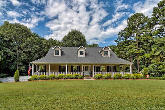 160 Red Fox Run, Salisbury, NC 28147 (MLS #3531590) :: RE/MAX Impact Realty