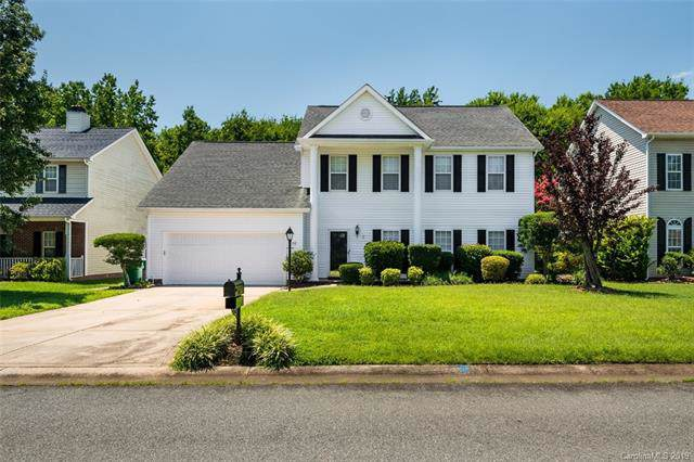 6132 Old Corral Street, Charlotte, NC 28277 (#3531613) :: High Performance Real Estate Advisors