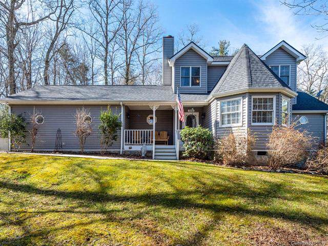 305 Shadecrest Lane, Mills River, NC 28759 (#3531616) :: Carlyle Properties