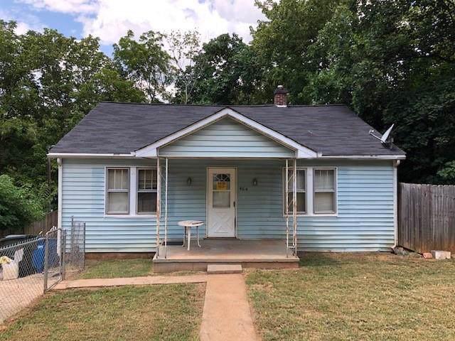 464 9th Street, Hickory, NC 28602 (#3531625) :: Carver Pressley, REALTORS®