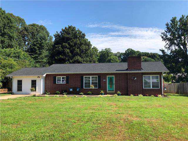 108 Merrywood Drive, Lenoir, NC 28645 (#3531644) :: Roby Realty