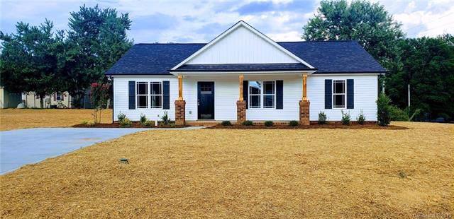 1706 Johnson Street, Albemarle, NC 28001 (MLS #3531655) :: RE/MAX Journey