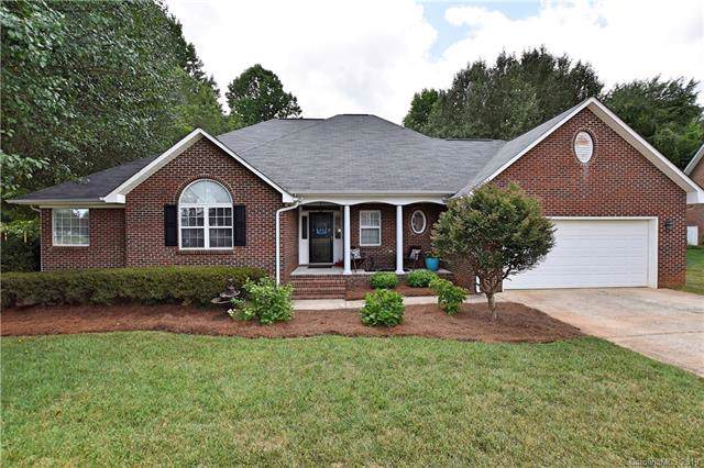 116 Silver Birch Lane, Mount Holly, NC 28120 (#3531662) :: Chantel Ray Real Estate