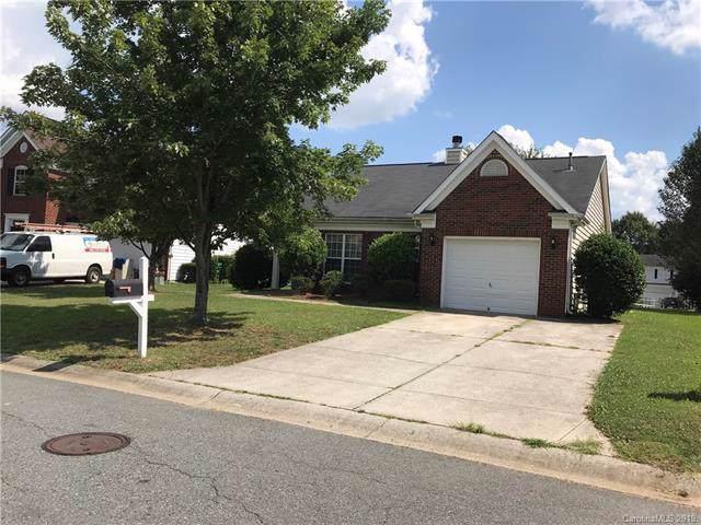 10323 Illoria Drive #48, Charlotte, NC 28273 (#3531682) :: Washburn Real Estate