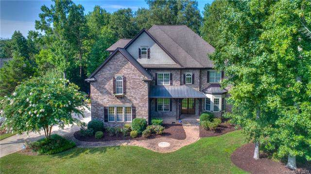 8309 Victoria Lake Drive, Waxhaw, NC 28173 (#3531694) :: Roby Realty