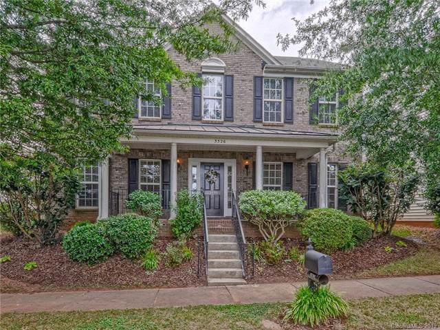 3526 Barnstable Drive, Huntersville, NC 28078 (#3531722) :: LePage Johnson Realty Group, LLC