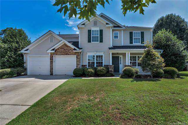3011 Thistlewood Circle, Indian Trail, NC 28079 (#3531743) :: LePage Johnson Realty Group, LLC