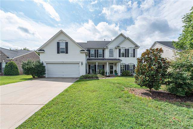 1106 Oak Alley Drive, Indian Trail, NC 28079 (#3531773) :: Carlyle Properties