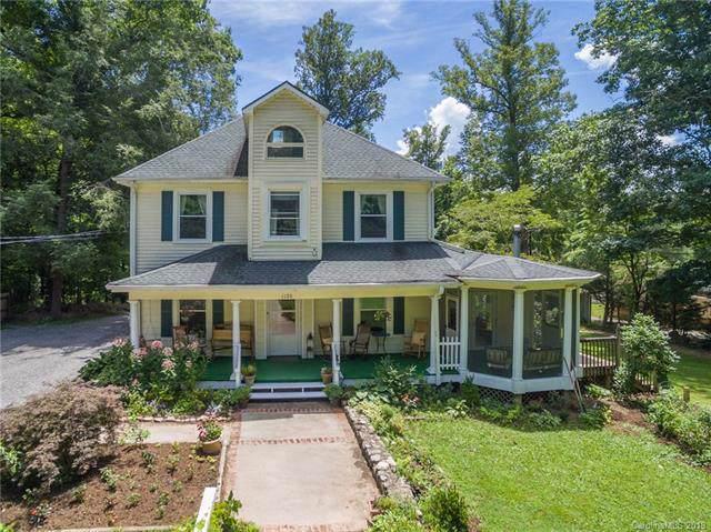 1120 Montreat Road, Black Mountain, NC 28711 (#3531803) :: LePage Johnson Realty Group, LLC