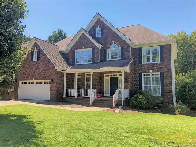 12526 Willingdon Road, Huntersville, NC 28078 (#3531809) :: Homes Charlotte