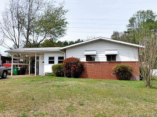 723 Norwood Drive, Charlotte, NC 28208 (#3531812) :: Keller Williams South Park