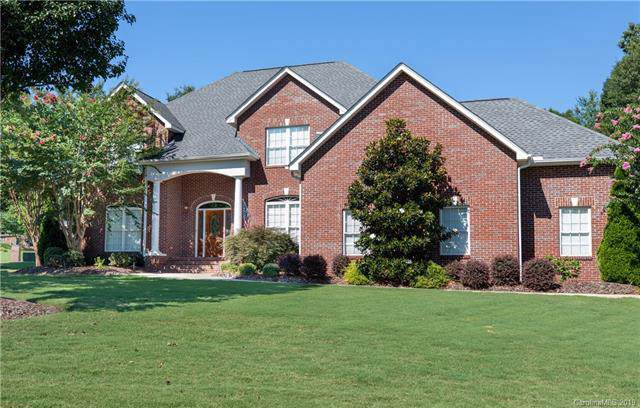 4706 Channing Park Way, Rock Hill, SC 29732 (#3531905) :: High Performance Real Estate Advisors