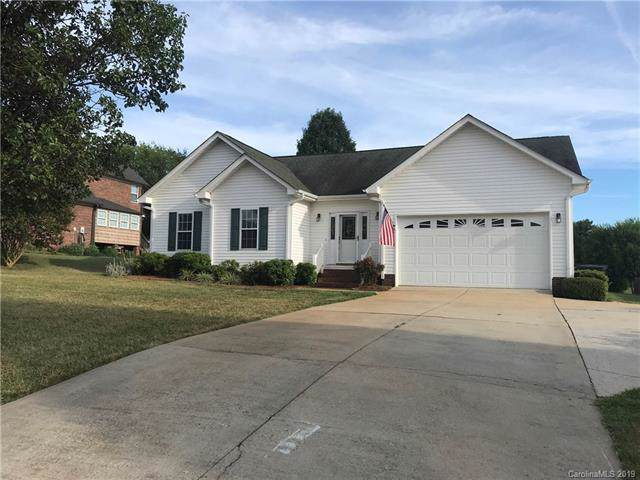 111 Cheval Trail, Cleveland, NC 27013 (MLS #3531913) :: RE/MAX Impact Realty