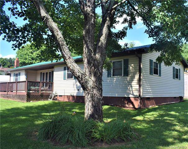 266 James Street, Clyde, NC 28721 (#3532040) :: Carlyle Properties