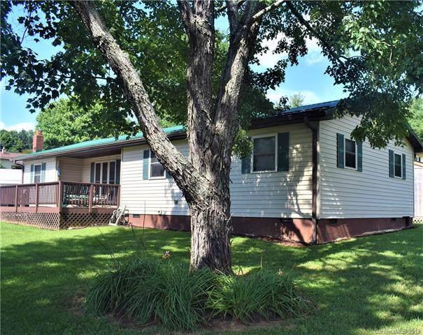266 James Street, Clyde, NC 28721 (#3532040) :: Keller Williams Professionals