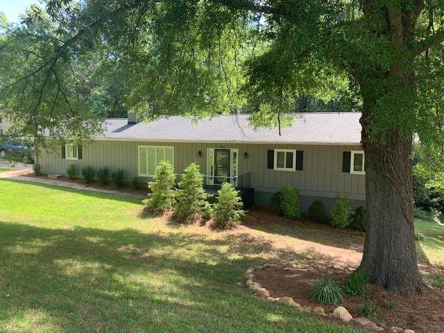 2023 12TH Street Drive NW, Hickory, NC 28601 (#3532139) :: Carver Pressley, REALTORS®
