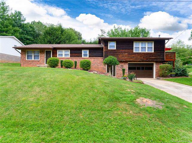 401 Lower Grassy Branch Road, Asheville, NC 28805 (#3532189) :: www.debrasellscarolinas.com