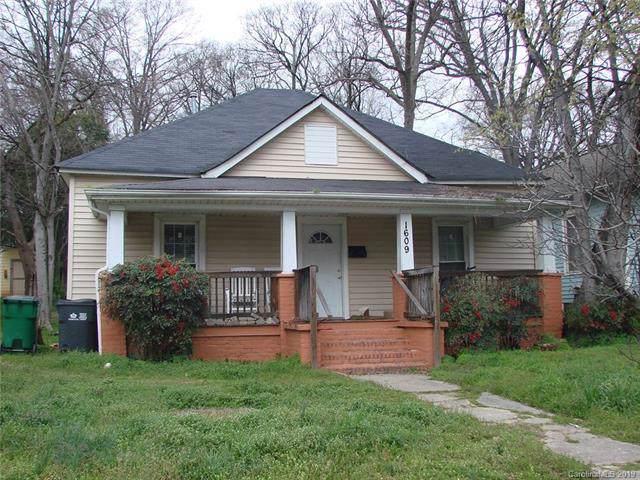 1609 Pegram Street, Charlotte, NC 28205 (#3532278) :: RE/MAX RESULTS