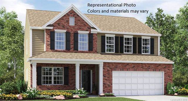 137 Falls Cove Drive #61, Troutman, NC 28166 (#3532309) :: Miller Realty Group