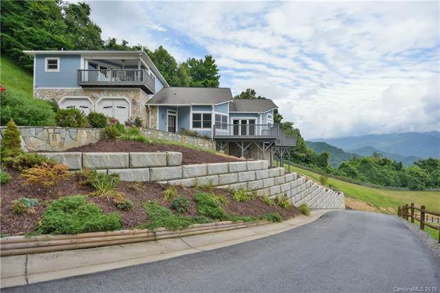 830 Parrish Farm Road, Waynesville, NC 28786 (#3532402) :: Cloninger Properties