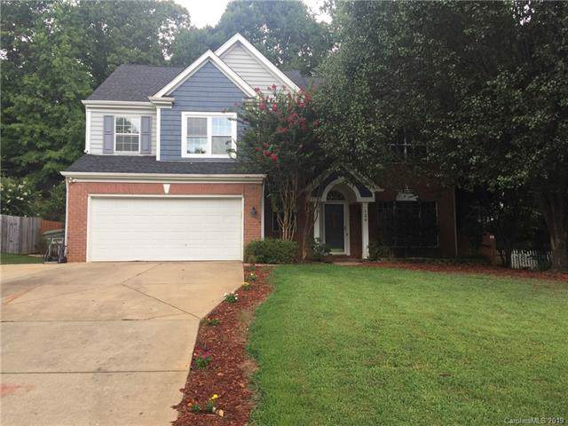 120 Creekside Drive, Fort Mill, SC 29715 (#3532408) :: High Performance Real Estate Advisors