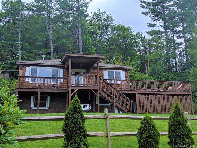 1111 Sunset Drive, Blowing Rock, NC 28605 (#3532428) :: Carlyle Properties