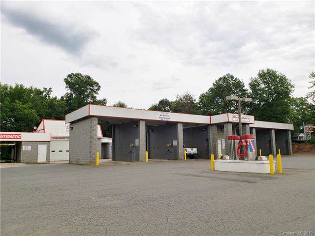 851 Union Street Po Lots 1 & 22, Concord, NC 28025 (#3532430) :: MartinGroup Properties