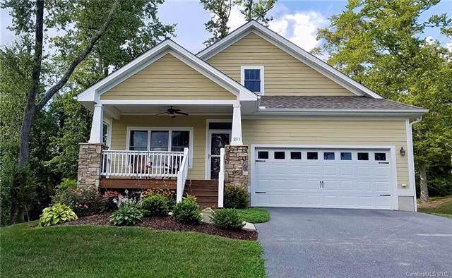 211 Fox Creek Drive, Fletcher, NC 28732 (#3532434) :: Keller Williams Professionals
