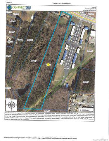 2365 Statesville Boulevard, Salisbury, NC 28147 (#3532509) :: Robert Greene Real Estate, Inc.