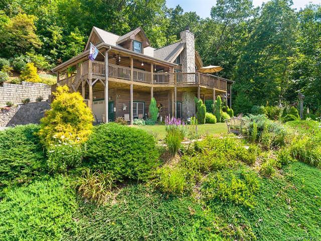 100 Floppy Ear Trail, Waynesville, NC 28785 (#3532510) :: Keller Williams Professionals