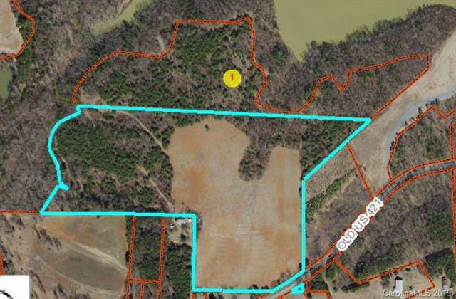 44.94+/- AC Old Us 421 Highway, Yadkinville, NC 27055 (MLS #3532520) :: RE/MAX Impact Realty