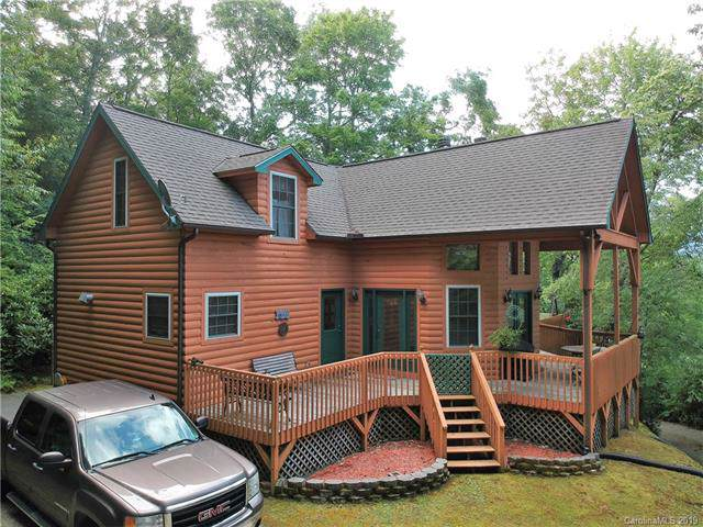 306 Picnic Gap Road, Maggie Valley, NC 28751 (#3532573) :: High Performance Real Estate Advisors