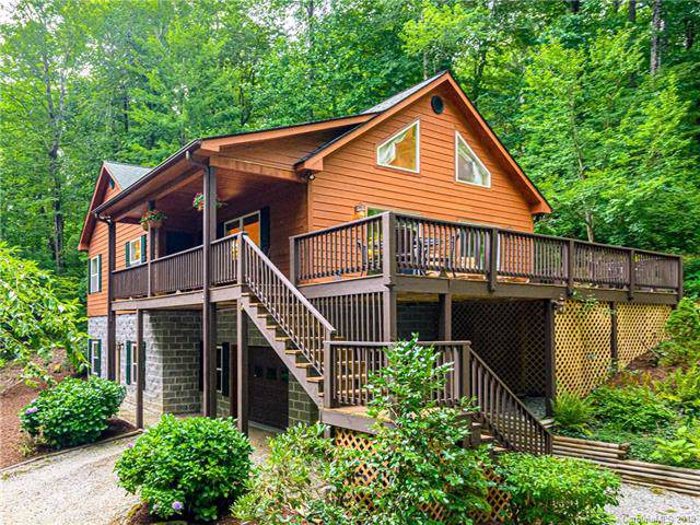 1308 Bell Mountain Road, Zirconia, NC 28790 (#3532584) :: Keller Williams Professionals